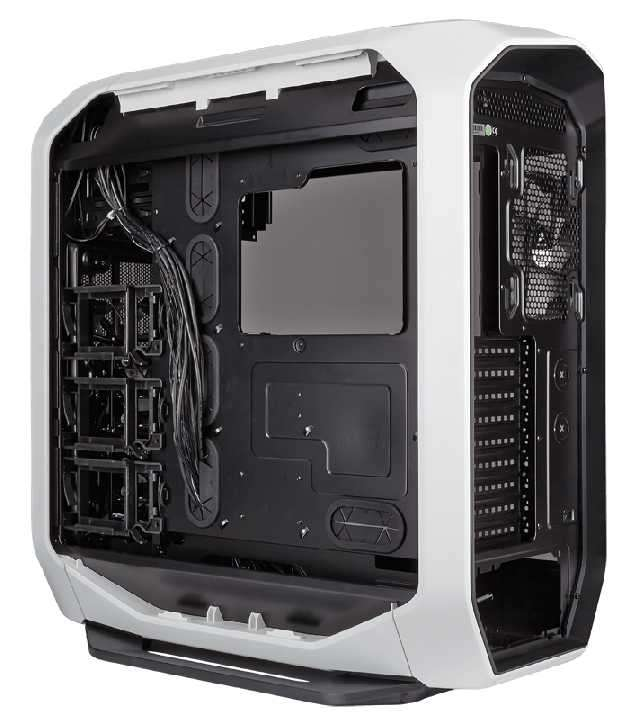 Caja Corsair CC-9011059-WW graphite 780T blanco - 5