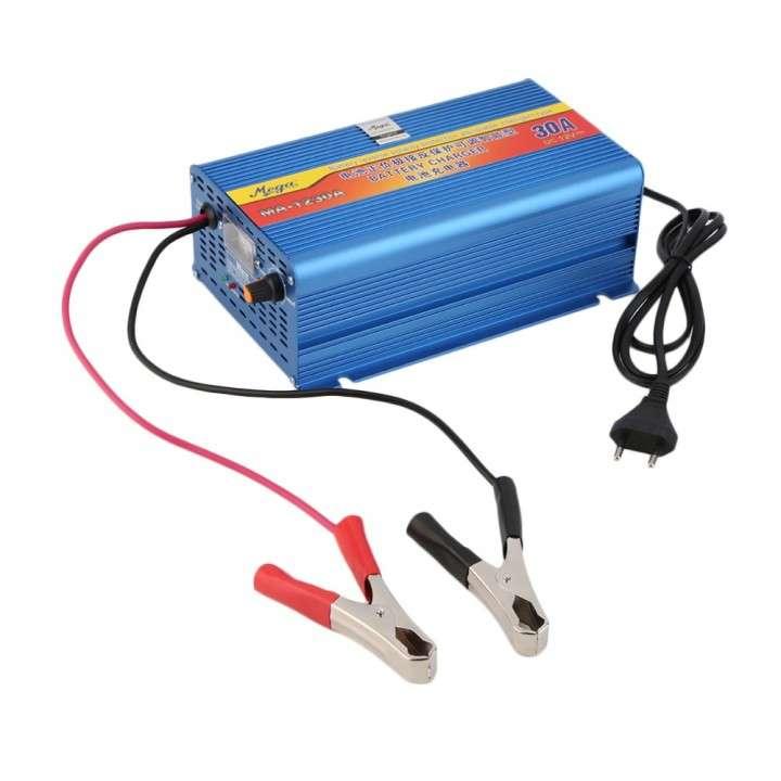 Cargador de batería 12V 30A - 0