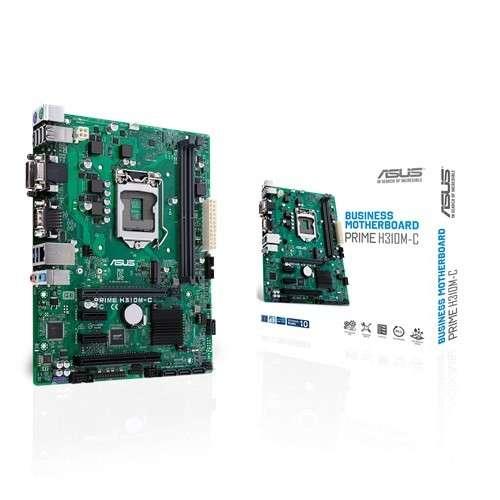 MB ASUS 1151 PRIME H310M-C R2.0 V/S/R/DVI/M2/DDR4/MATX - 0