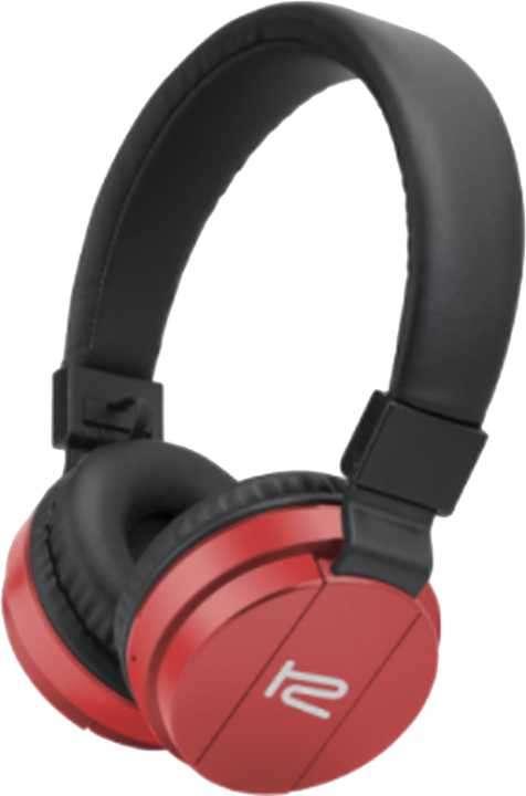 Auricular Klip KHS-620RD bluetooth rojo - 1