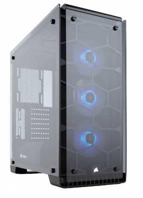 Caja Corsair CC-9011098-WW crystal 570X rgb