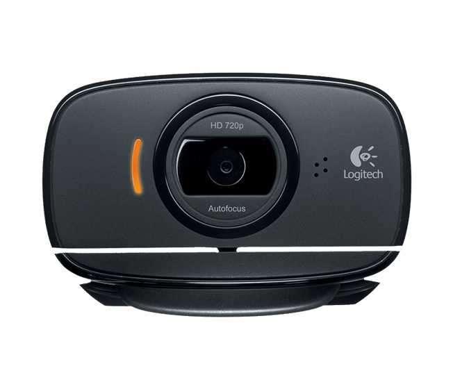 Webcam Logitech 960-000948 HD C525 - 2