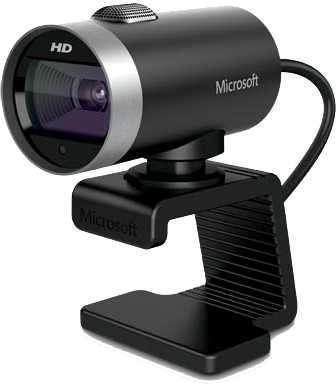 Webcam Microsoft lifecam Q2F-00013 studio - 0