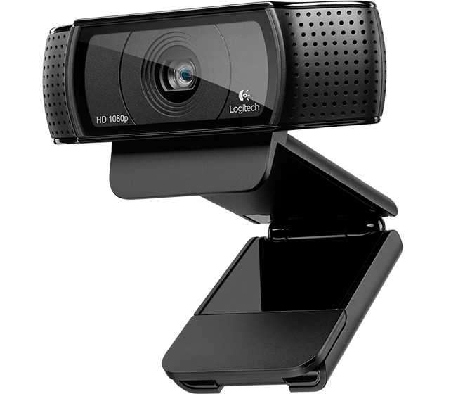 Webcam Logitech 960-000764 C920 HD - 2