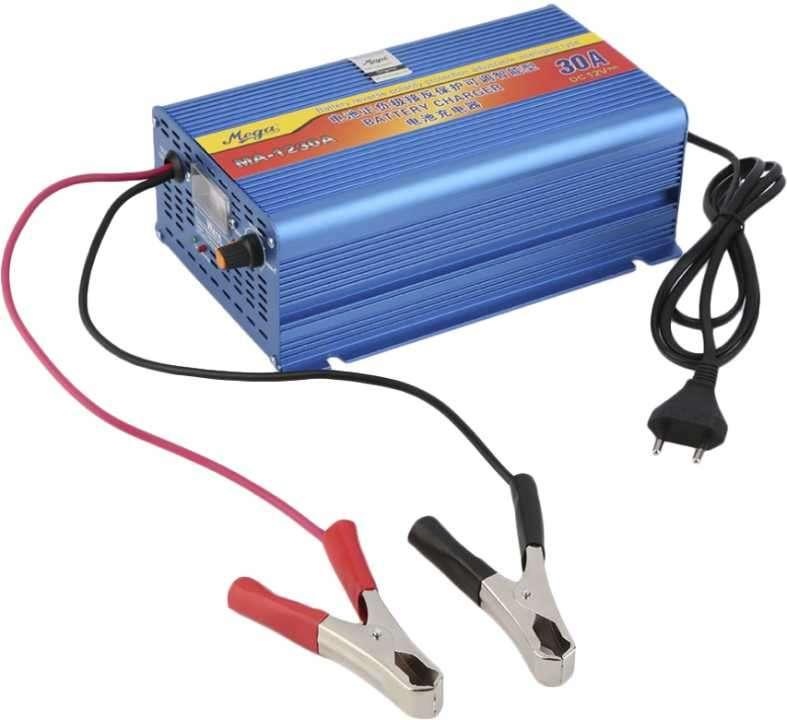 Cargador de batería 12V 30A - 1