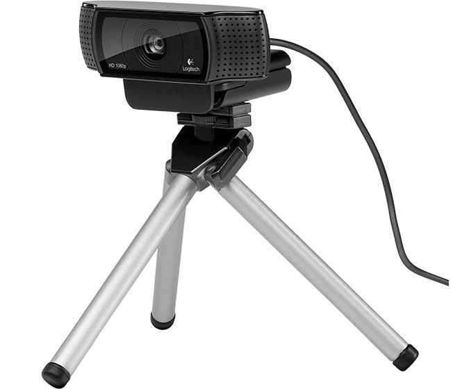 Webcam Logitech 960-000764 C920 HD - 3