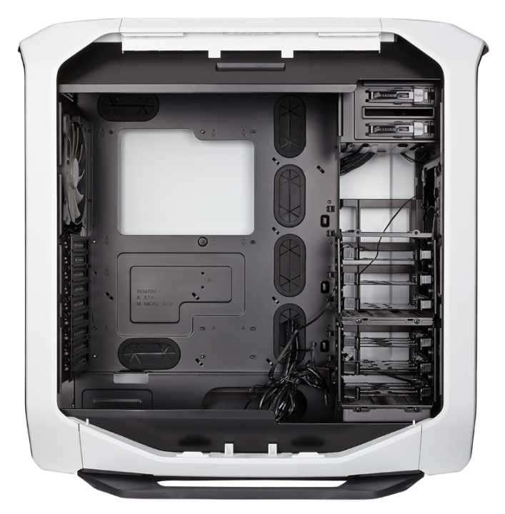 Caja Corsair CC-9011059-WW graphite 780T blanco - 4