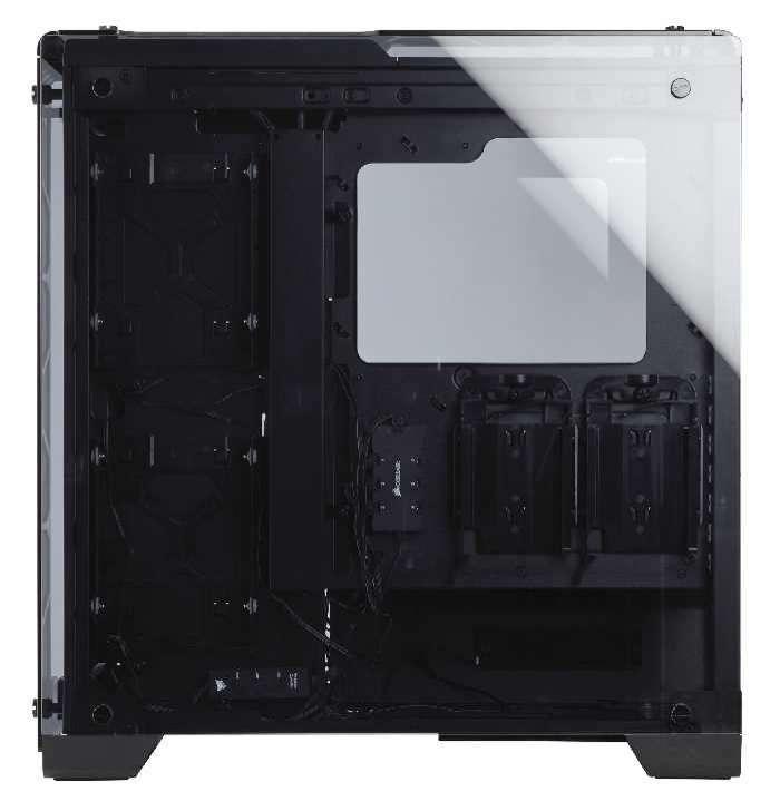 Caja Corsair CC-9011098-WW crystal 570X rgb - 2