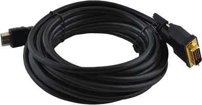 Cable HDMI DVI 5 metros - 0