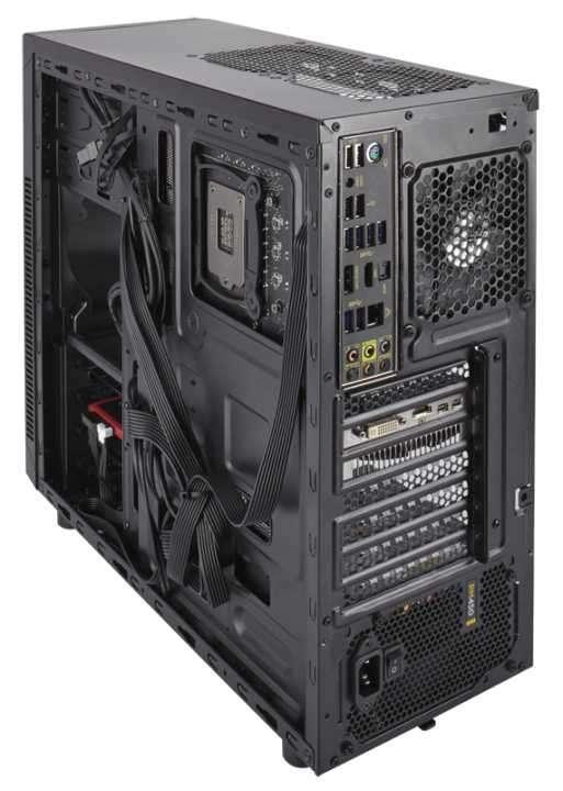 Caja Corsair CC-9011075-WW 100R negro - 3