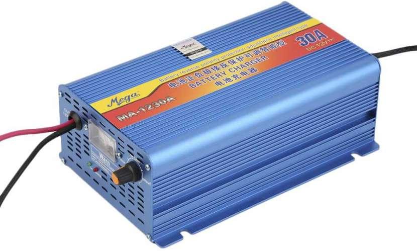 Cargador de batería 12V 30A - 2