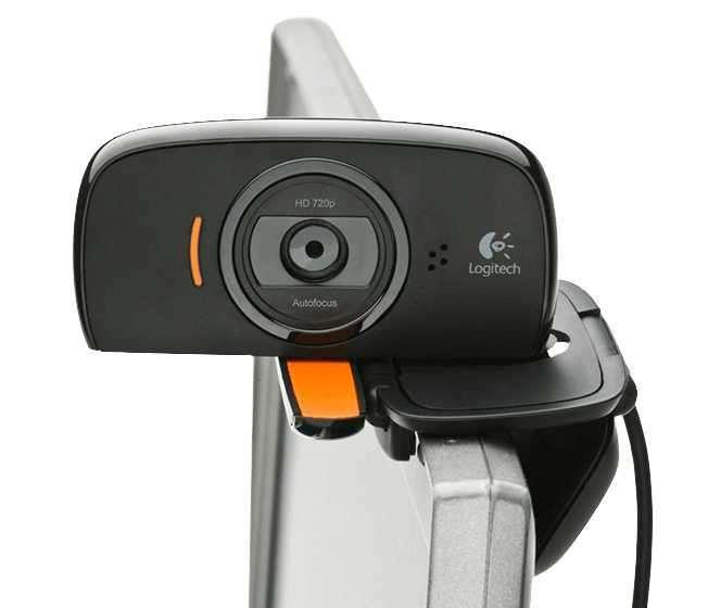 Webcam Logitech 960-000948 HD C525 - 1