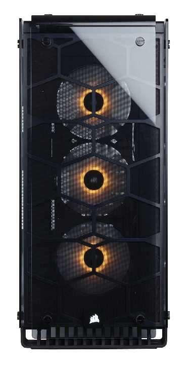 Caja Corsair CC-9011098-WW crystal 570X rgb - 3