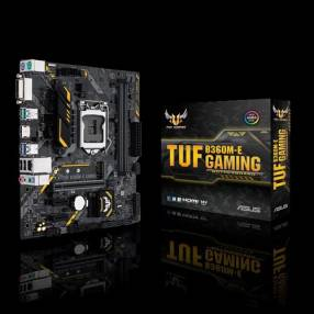 MB ASUS 1151 TUF B360M-E GAMING V/S/R/DVI/HDMI/M2/DDR4/MATX
