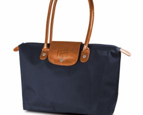 Bolso Klip KNB-465BL 14 pulgadas Riviera azul femenino