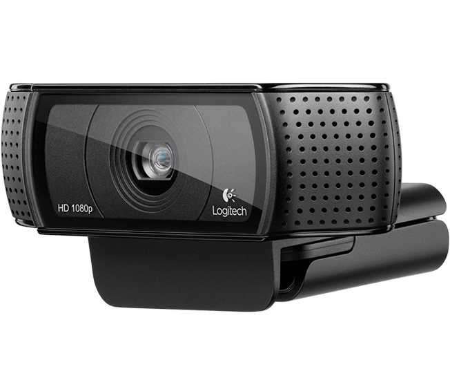 Webcam Logitech 960-000764 C920 HD - 1
