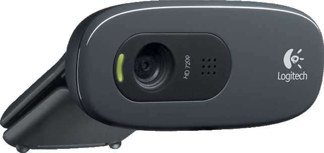 Webcam Logitech 960-000947 C270 usb - 2
