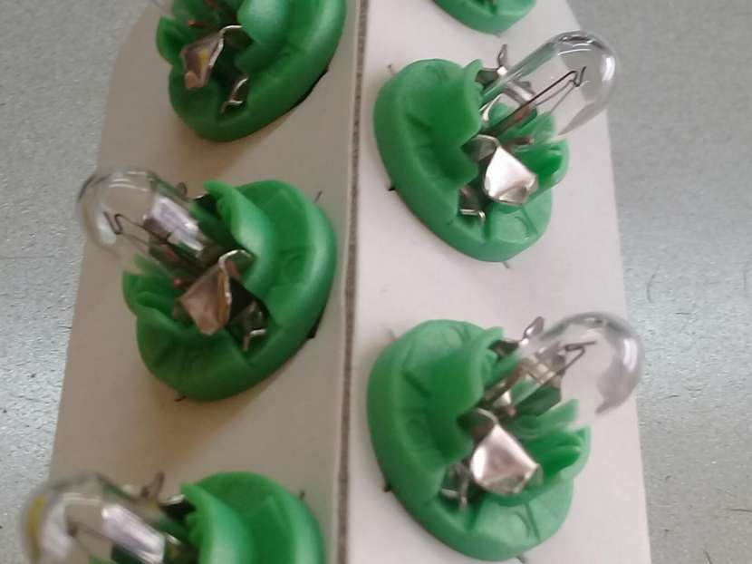 Foquito de tablero BAX 10d de 2 watts - 0