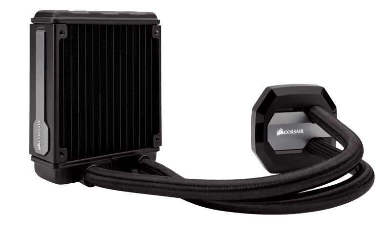 Cooler Corsair CW-9060024-WW Hydro H80I V2 - 2