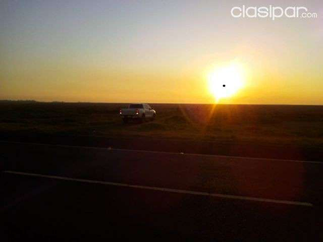 Terreno de 176 hectáreas s/asfalto en Santiago Misiones - 1