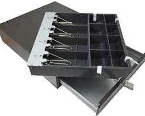Cash drawer black eversun
