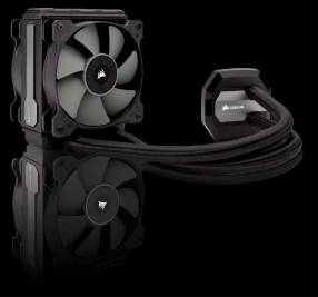 Cooler Corsair CW-9060024-WW Hydro H80I V2