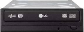 DVD-RW Interno LG Negro 24X SATA GH24NS70