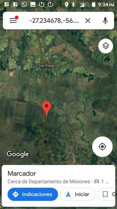 Terreno de 176 hectáreas s/asfalto en Santiago Misiones - 6