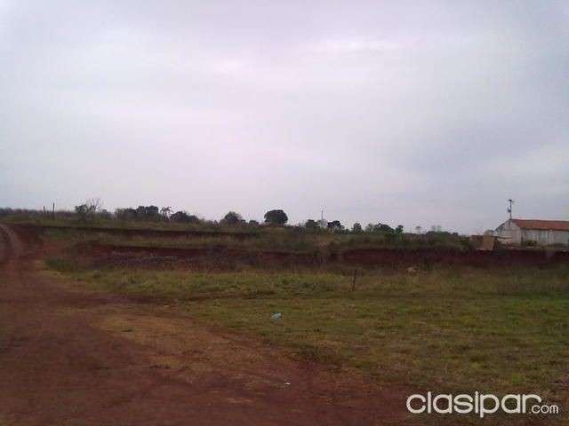 Terreno 15.000 m2 al lado del Estadio de Fútbol de Encarnación - 1