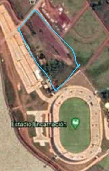 Terreno de 15.000 m2 en Encarnacion - 2