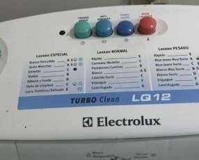 Lavarropas Electrolux- LQ12
