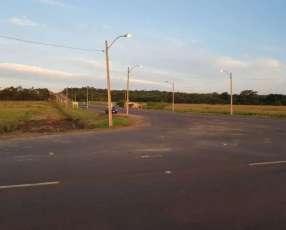 Terreno s/ asfalto en Pedro del Paraná Itapúa