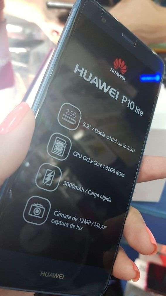 Huawei P10 Lite Azul nuevo - 0
