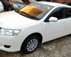 Toyota New Allion 2007 recién importado