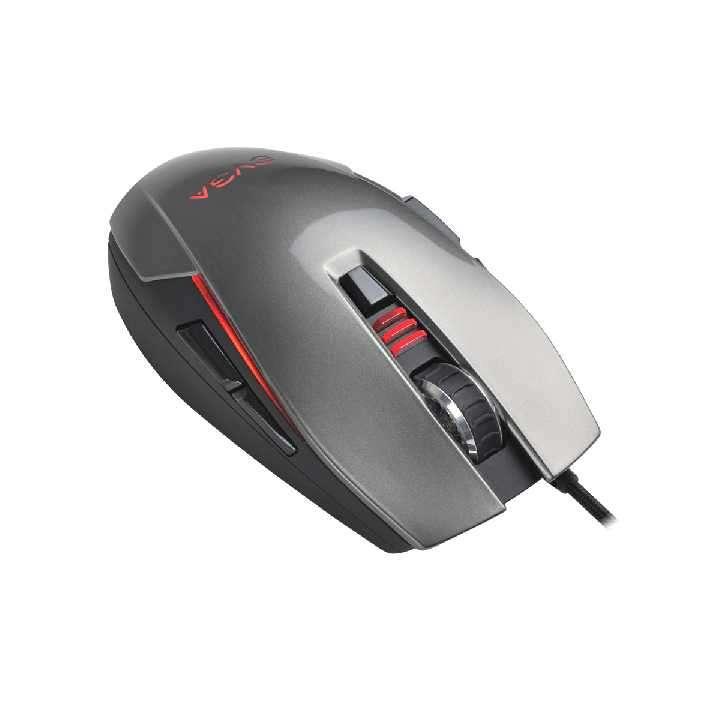 Mouse gamer EVGA torq x5l 8200dpi - 1