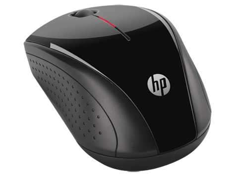 Mouse HP x3000 h2c22aa#abl negro wireless - 0