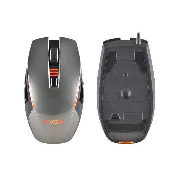 Mouse gamer EVGA torq x5l 8200dpi - 3