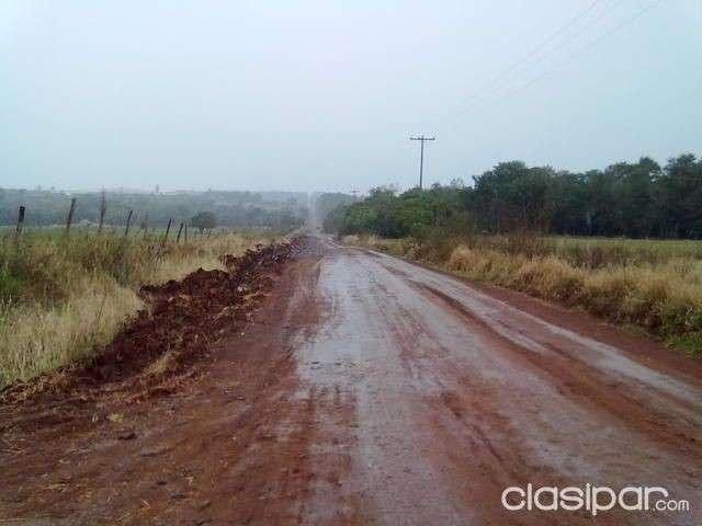 Terreno de 3 hectáreas Barrio Chaipe Encarnacion Itapuá - 1