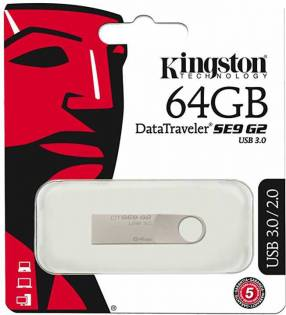 Kingston DTSE9G2 64 gb USB 3.0