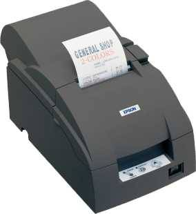 Impresora Epson TM-U220 A USB con Kit