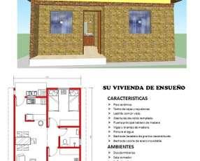 Casa de 58 m2