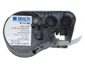 Brady cart.BMP41-131588 MC-141-499 2.25'' X 1''