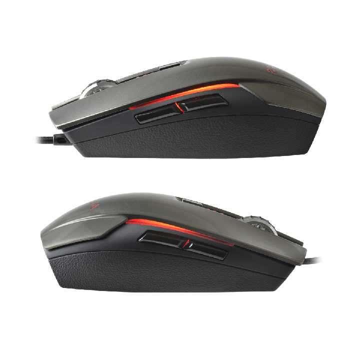 Mouse gamer EVGA torq x5l 8200dpi - 2