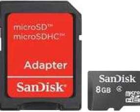 Memoria SD 8 GB Micro 2X1