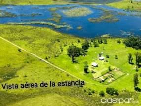 Estancia formada de 615 has. en Gral. Delgado Itapúa