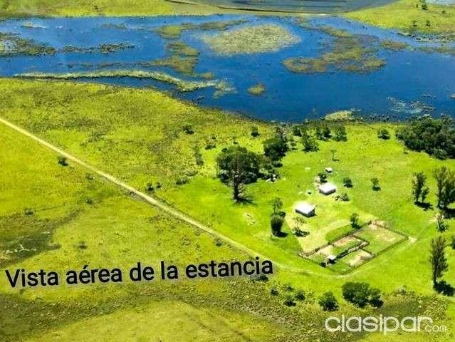 Estancia formada de 615 has. en Gral. Delgado Itapúa - 0