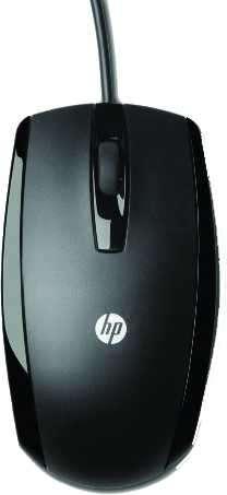 Mouse HP usb 3 botones óptico ky619aaaba - 0