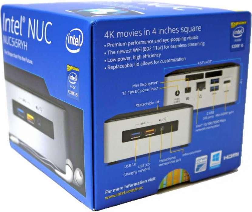 PC Intel nuc c15-515ryh lga 1155 ddr3l - 1