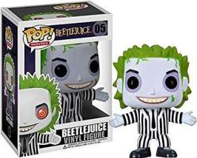 Pendrive 8 gb diseño beetle juice