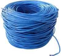 Red Cable UTP CAT6 Rollo 305M 20% Cobre